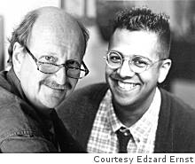Edzard Ernst and Simon Singh