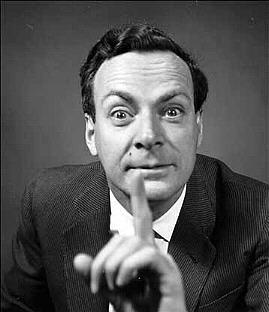 Feynman sez: pay attention!