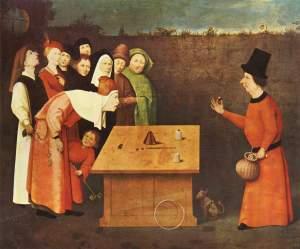 Goochelaar Bosch