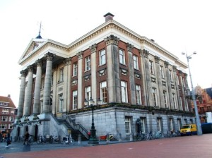 Gemeentehuis Groningen. Foto: Marco in 't Veldt